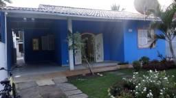 Casa linear e independente em terreno único com 2 quartos com piscina