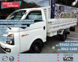 Branco Hyundai HR 2.5 Longo sem Caçamba 4X2 16V 130CV Turbo Intercooler Diesel - 2016