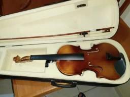 Violino e Kit de montagem novo