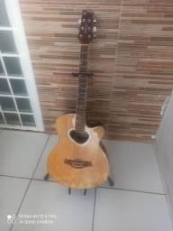 violão groovin seme-novo