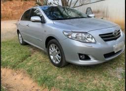 Corolla 2009 versão seg Automátic top de linha
