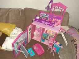 Casa da Barbie brinquedo