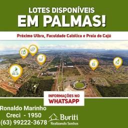 Lotes Parcelados em Palmas - TO