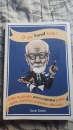 *livro novo* o que Freud faria