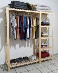 Closet / Guarda Roupa / Arara
