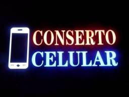 Conserto / manutenção de celular de todas as marcas
