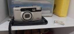 Máquina fotográfica de filme (verdadeira relíquia)