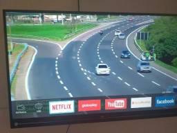 Tv televisor Philco 55 Polegadas Smart Tv 4k