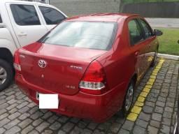 Etios Sedã XS 1.5 2015 tirado zero na Toyota de Joinville