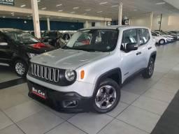 Jeep Renegade Sport 1.8 4x2 Flex 16V Aut Prata