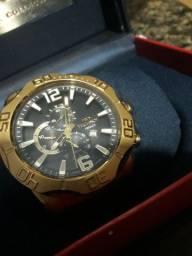 Relógio original tecnos troco ou vendo