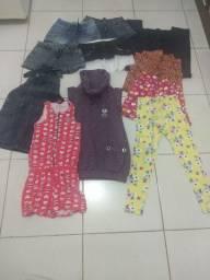 Pacote de roupas