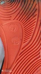 Vendo Sapato de Futsal n°37/38