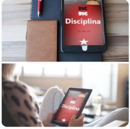 Quer aprender criar disciplina