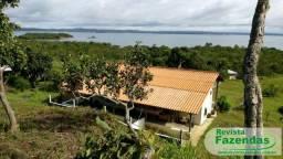 Chácara 5 Hectares na Beira do Lago do Manso Município Rosário Oeste