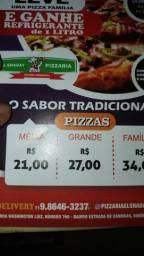 Pizzaiolo com experiência more em Simões filho