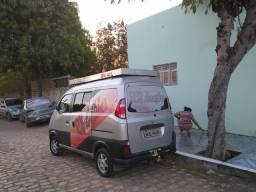 Van Towner adaptada + carocinha 16 + 4mil