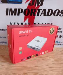 Receptor TV Box Smart R90 8K 32GB / 4GB RAM / Android 9.0<br><br>