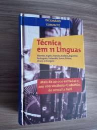 Discionario em 11 línguas