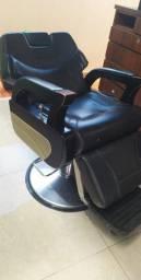 Poltrona para barbearia Haysan