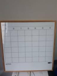Quadro calendário