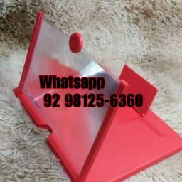 60.00 Amplificador de tela para amplifca tela do celular