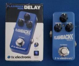 Pedal delay Tc Eletronics Flashback mini