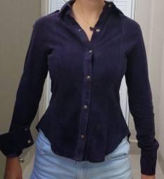 Camisa de camurça TalieNk