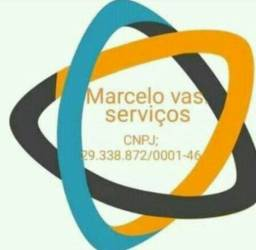 Marcelo vas. Serviços