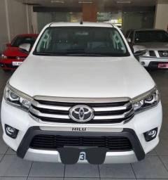Toyota Hilux SRX 2018 Diesel 4x4 AUT 2.8