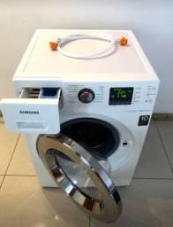 Máquina de Lavar 10kg da Samsung Conservada Entrego