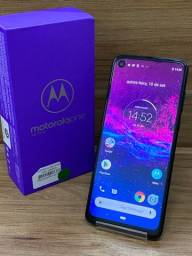 Motorola One Vision 128GB Azul Safira