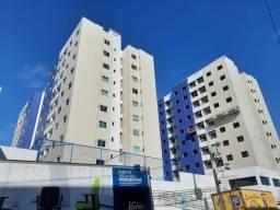 Apartamento mobiliado com 3 quartos e varanda no bairro da Liberdade