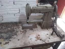 Máquina costura esquerdinha sapateiro