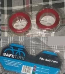 Par de proteção para pneus contra furos - bicicleta aro 26 novo