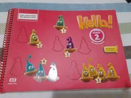 Vendo livro Hello Kinder 2