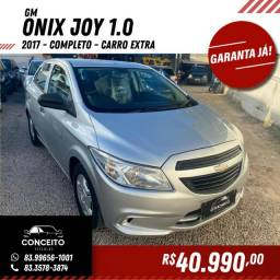 Chevrolet - Onix Joy 2017 1.0 Completo 6 Marchas