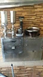 Maquinário de churros compacto