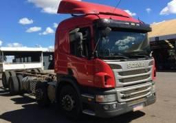 Scania P-310 8x2 2012 automático