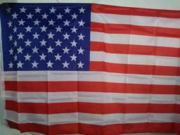 Bandeira Americana Estados Unidos U.S.A US Eua Anley 150cm X 90cm