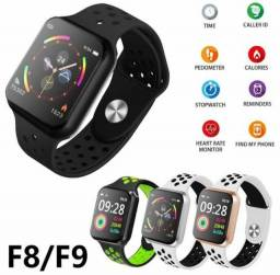 Relógios inteligentes smartwhatch F8/F9