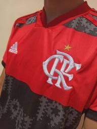Camisa do Mengão 2021 Flamengo Lançamento