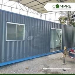 Título do anúncio: Hospedagem em Container - Térmico e Acústico