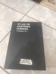 Atlas de anatomia humana com slides