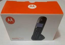 Telefone Motorola MOTO 700 - Na Caixa