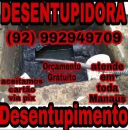 Título do anúncio: @@@@DESENTUPIMENTO@@DESENTUPIMENTO