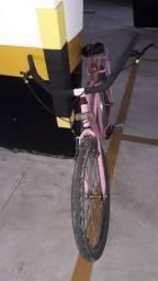 Bicicleta aro 26 modelo pit bike