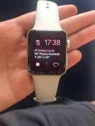 Vendo Apple Watch com a tela trincada