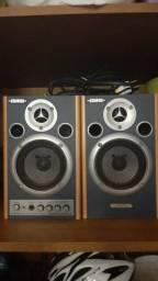 Monitor (caixas) de áudio Edirol MA-15D