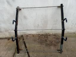 Rack de escada para uno
